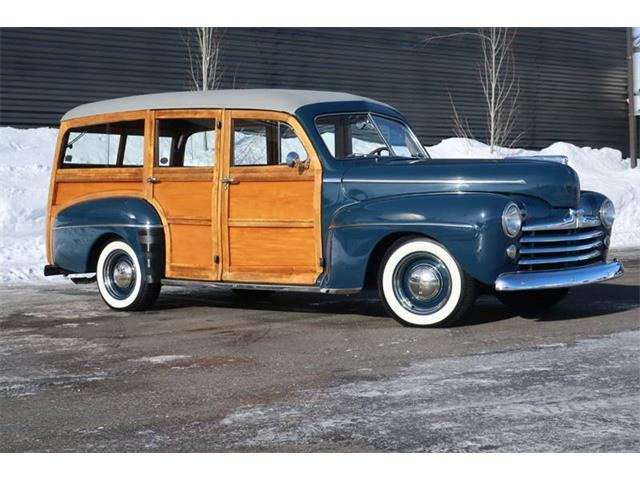 Picture of '48 Woody Wagon - PJOP