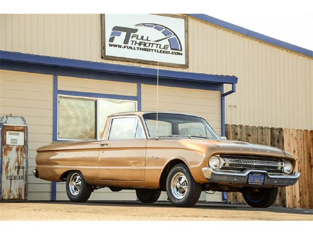 Picture of '61 Ranchero - PJOT