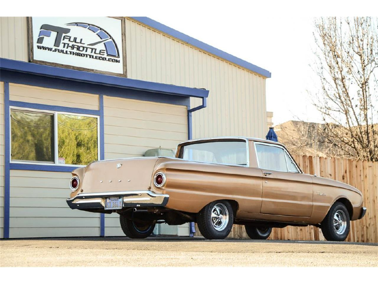 Large Picture of '61 Ranchero - PJOT