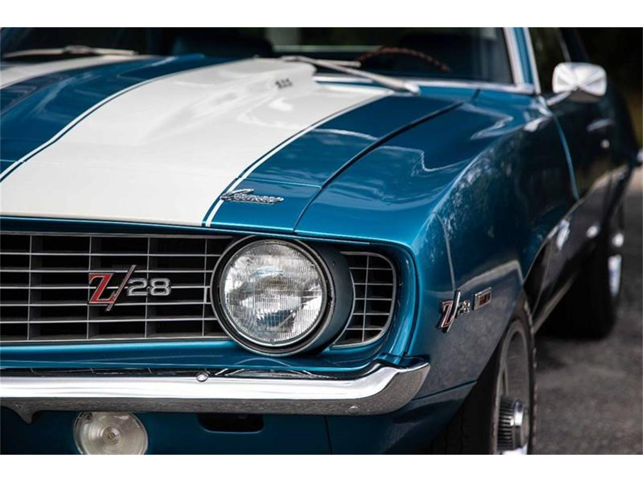 Large Picture of '69 Camaro Z28 - PICW