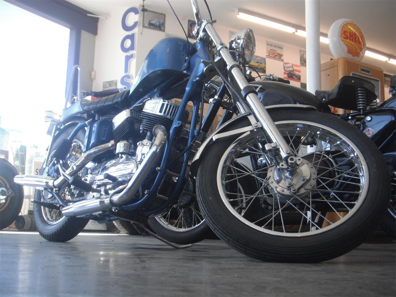 For Sale 1955 Harley Davidson Motorcycle In Carnation Washington