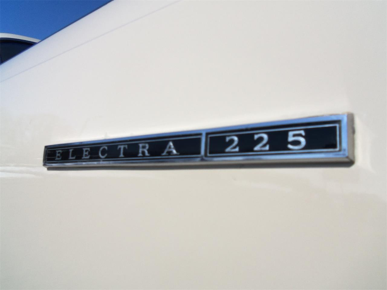 Large Picture of '63 Electra 225 - PJP9