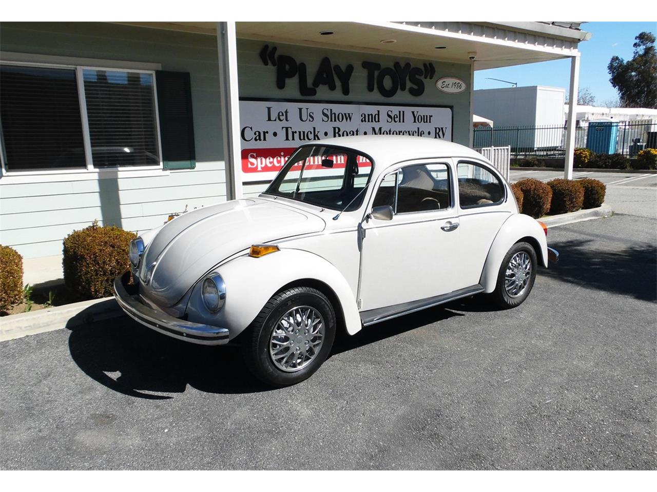 Large Picture of '73 Super Beetle - PJPB