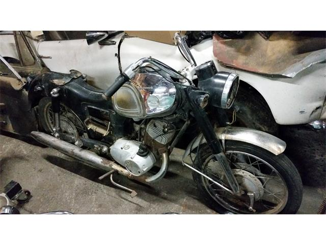 Picture of '63 Motorcycle - PJPU