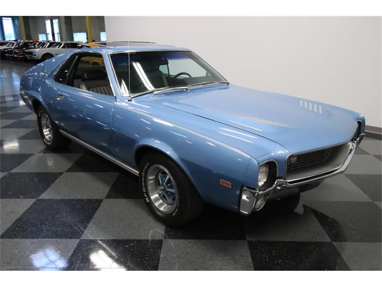 Large Picture of 1969 AMC AMX located in Mesa Arizona - $39,995.00 Offered by Streetside Classics - Phoenix - PJQ9