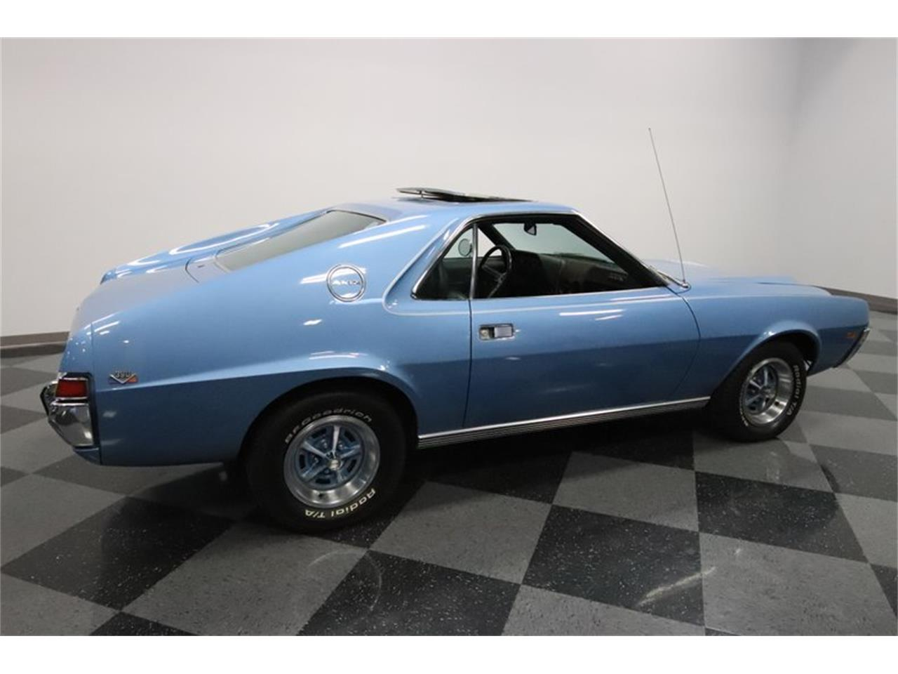 Large Picture of 1969 AMC AMX - $39,995.00 Offered by Streetside Classics - Phoenix - PJQ9