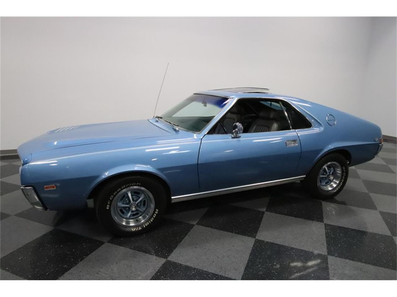 Large Picture of '69 AMC AMX Offered by Streetside Classics - Phoenix - PJQ9