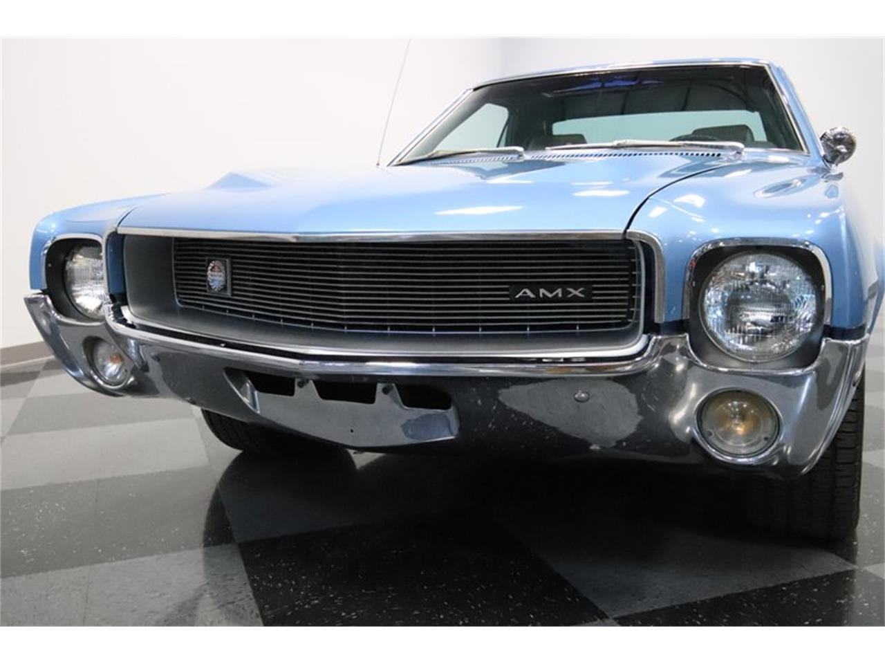 Large Picture of Classic 1969 AMX located in Mesa Arizona Offered by Streetside Classics - Phoenix - PJQ9
