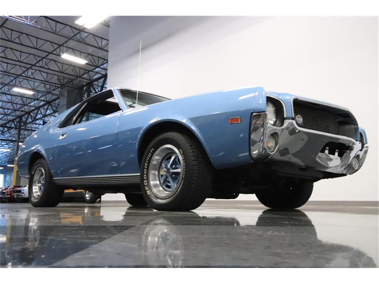 Large Picture of '69 AMC AMX located in Mesa Arizona - $39,995.00 Offered by Streetside Classics - Phoenix - PJQ9