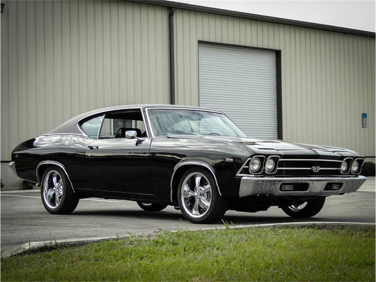 Large Picture of Classic '69 Chevelle located in Palmetto Florida Offered by Skyway Classics - PJQR
