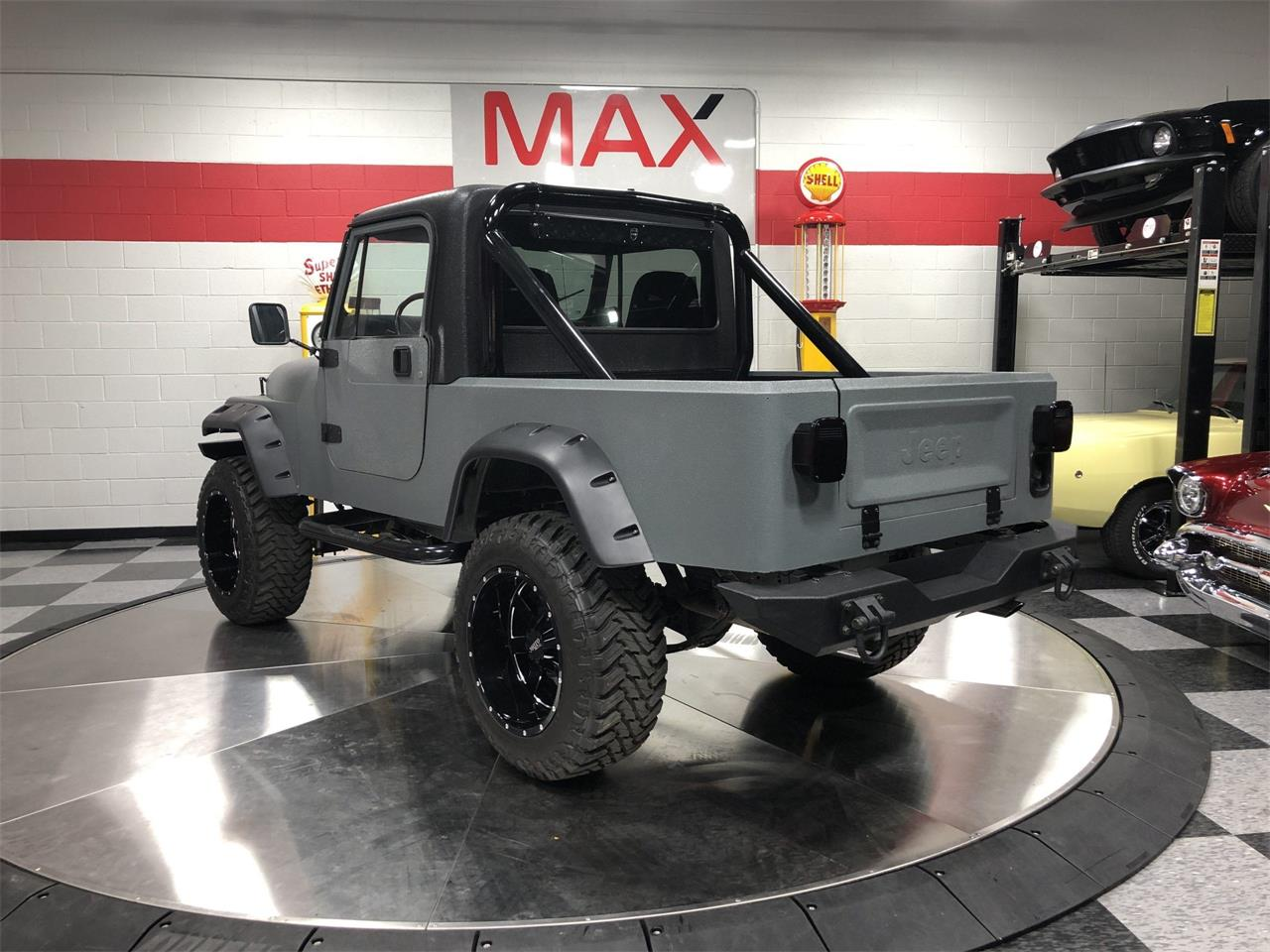 Large Picture of 1981 Jeep CJ8 Scrambler located in Pennsylvania - $52,500.00 Offered by MAXmotive - PJQT