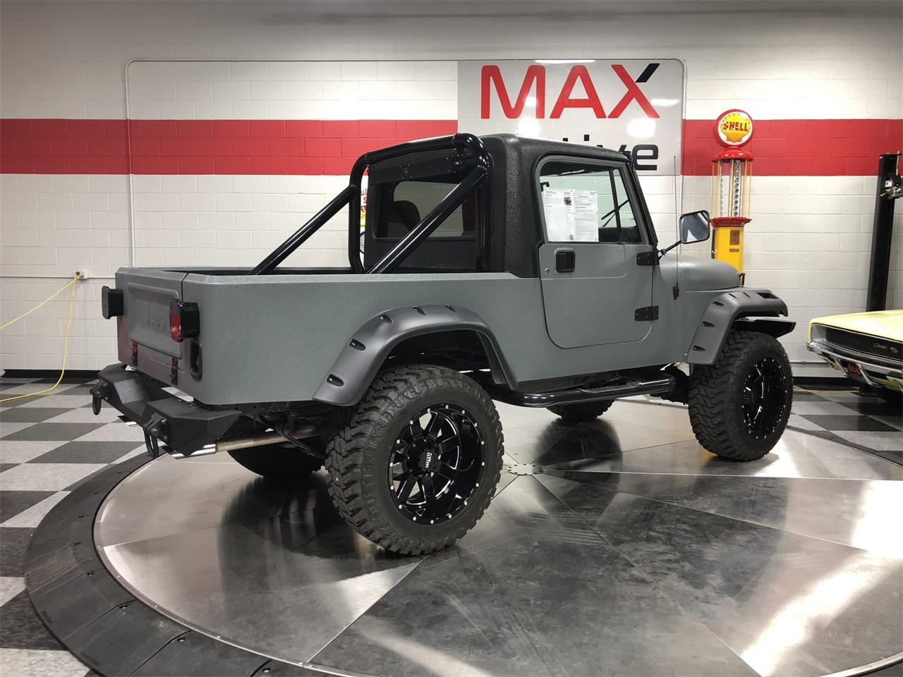 Large Picture of 1981 CJ8 Scrambler Offered by MAXmotive - PJQT