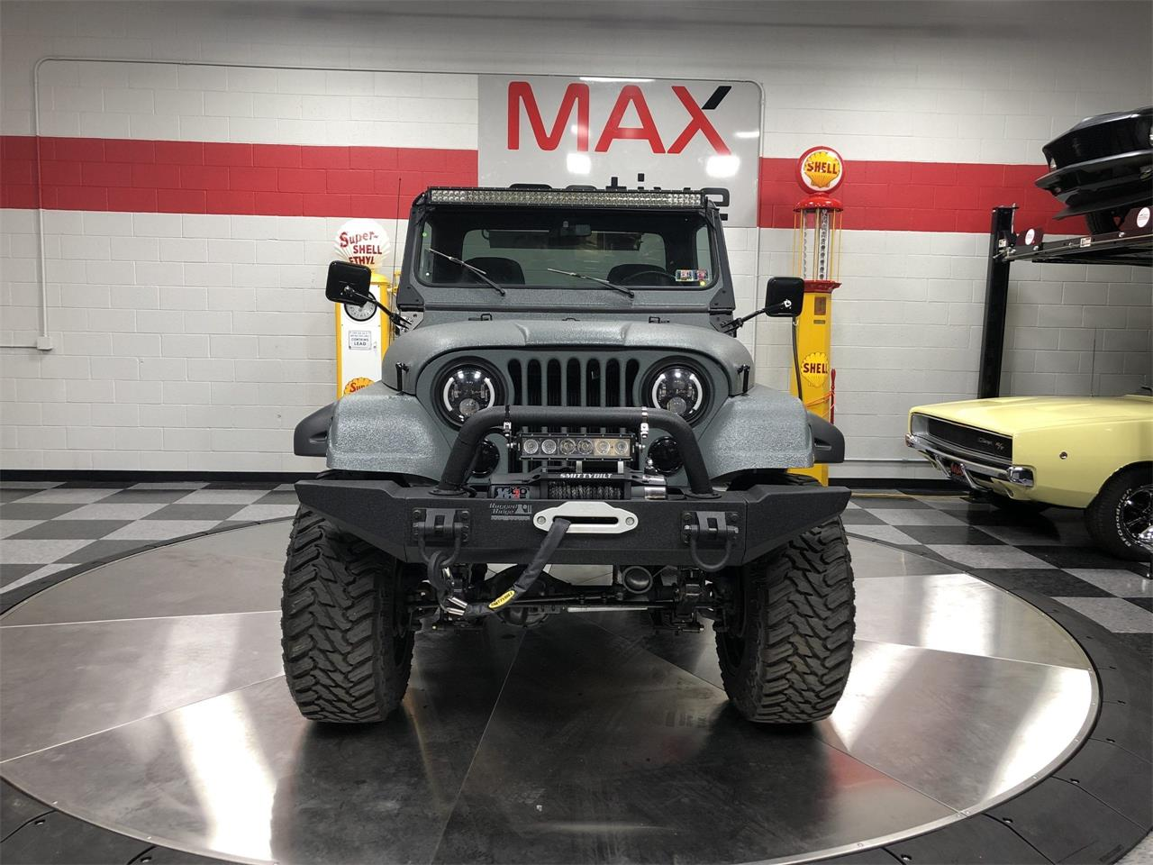 Large Picture of '81 Jeep CJ8 Scrambler located in Pennsylvania Offered by MAXmotive - PJQT