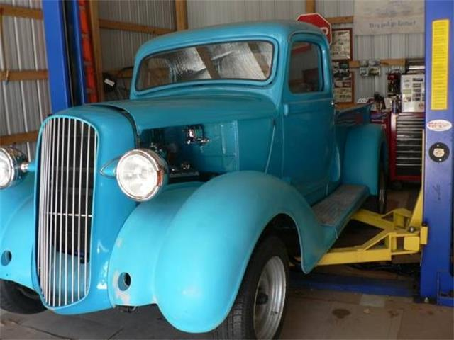 Picture of '38 Pickup - PJRC