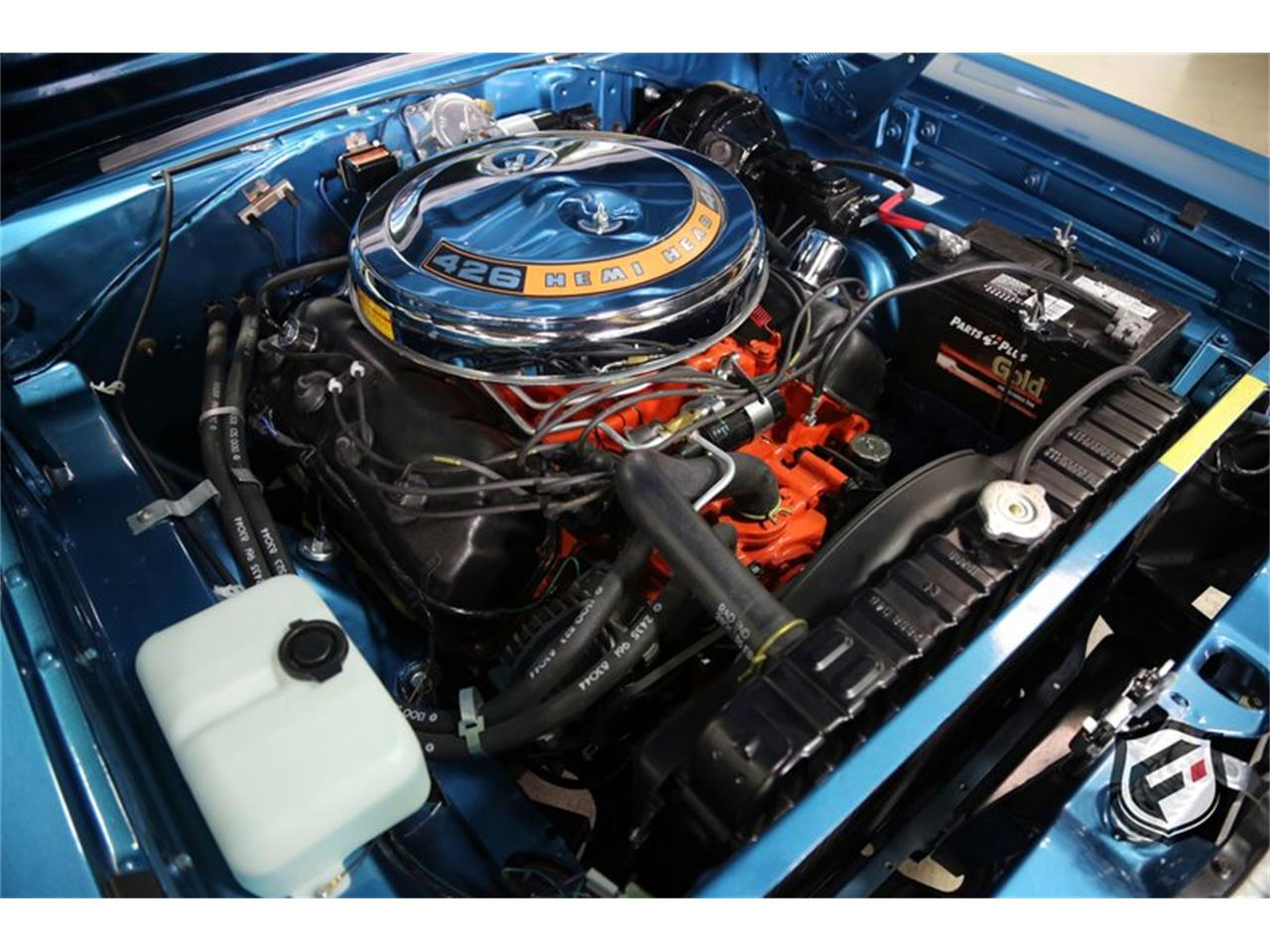 Large Picture of Classic 1968 Road Runner - PJRG