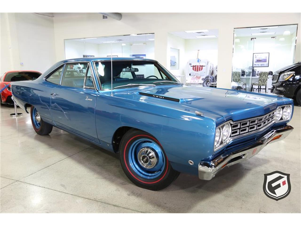 Large Picture of Classic 1968 Plymouth Road Runner located in Chatsworth California - $99,950.00 - PJRG