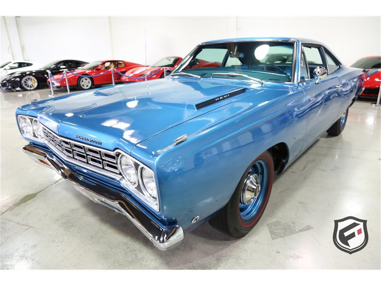 Large Picture of Classic '68 Road Runner - PJRG