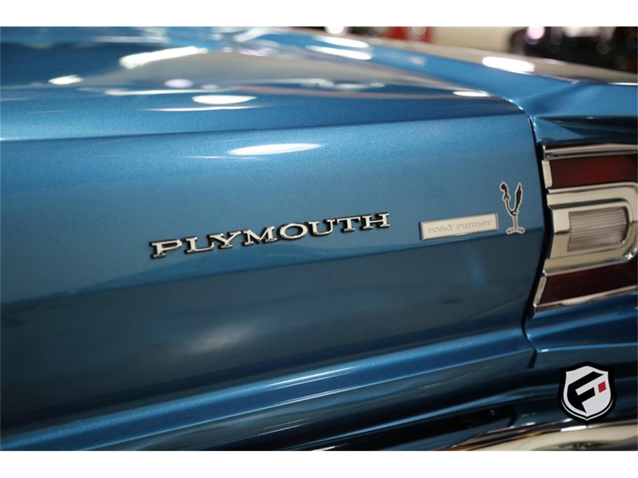 Large Picture of Classic 1968 Plymouth Road Runner located in California Offered by Fusion Luxury Motors - PJRG