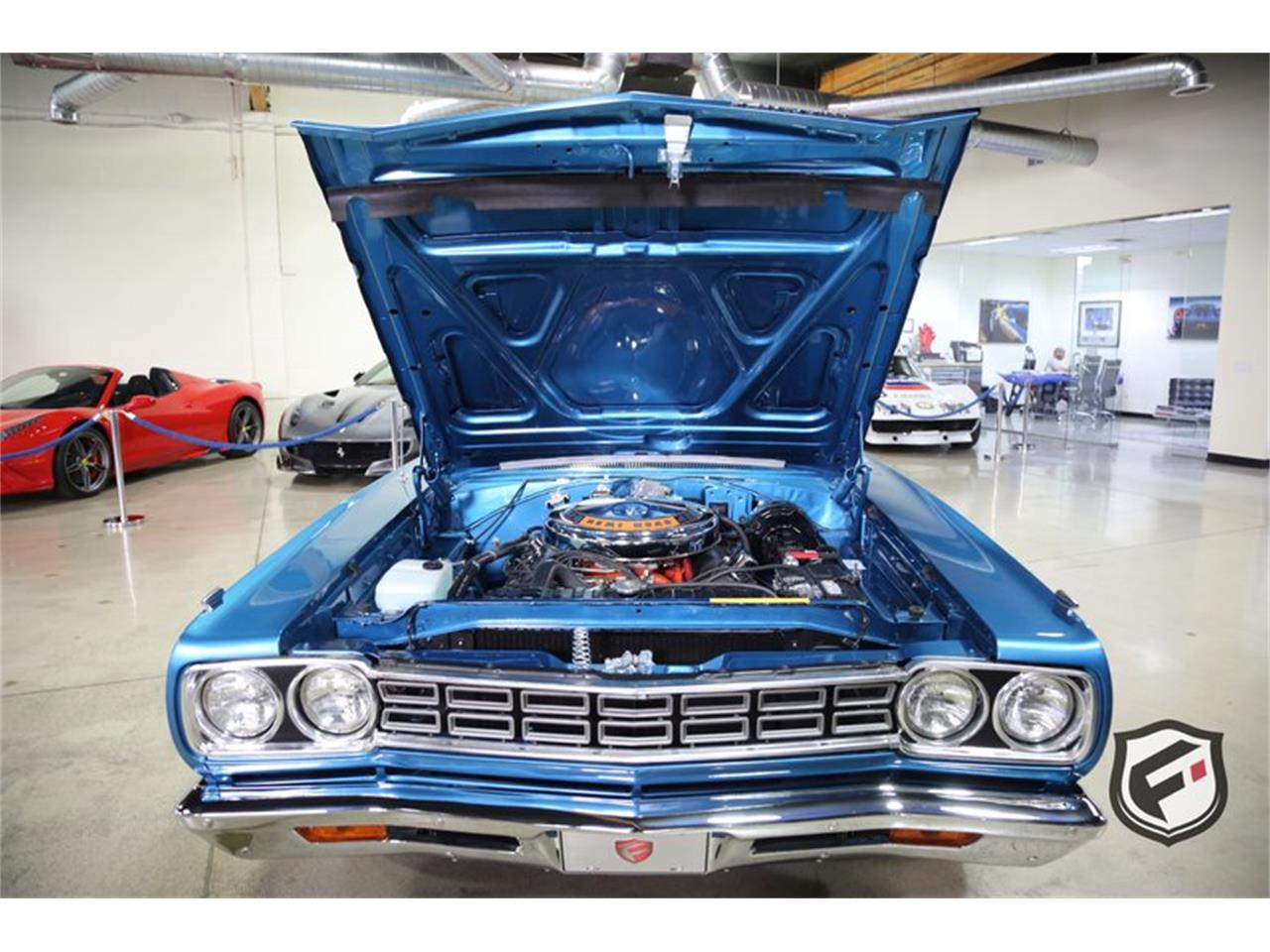 Large Picture of 1968 Road Runner located in Chatsworth California Offered by Fusion Luxury Motors - PJRG