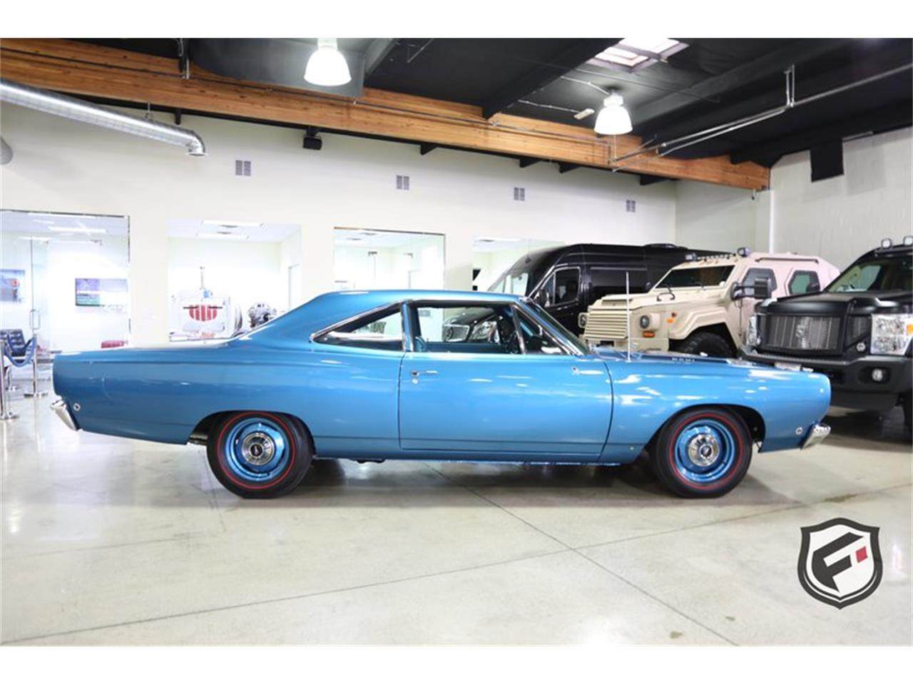 Large Picture of Classic 1968 Plymouth Road Runner located in California - $99,950.00 Offered by Fusion Luxury Motors - PJRG