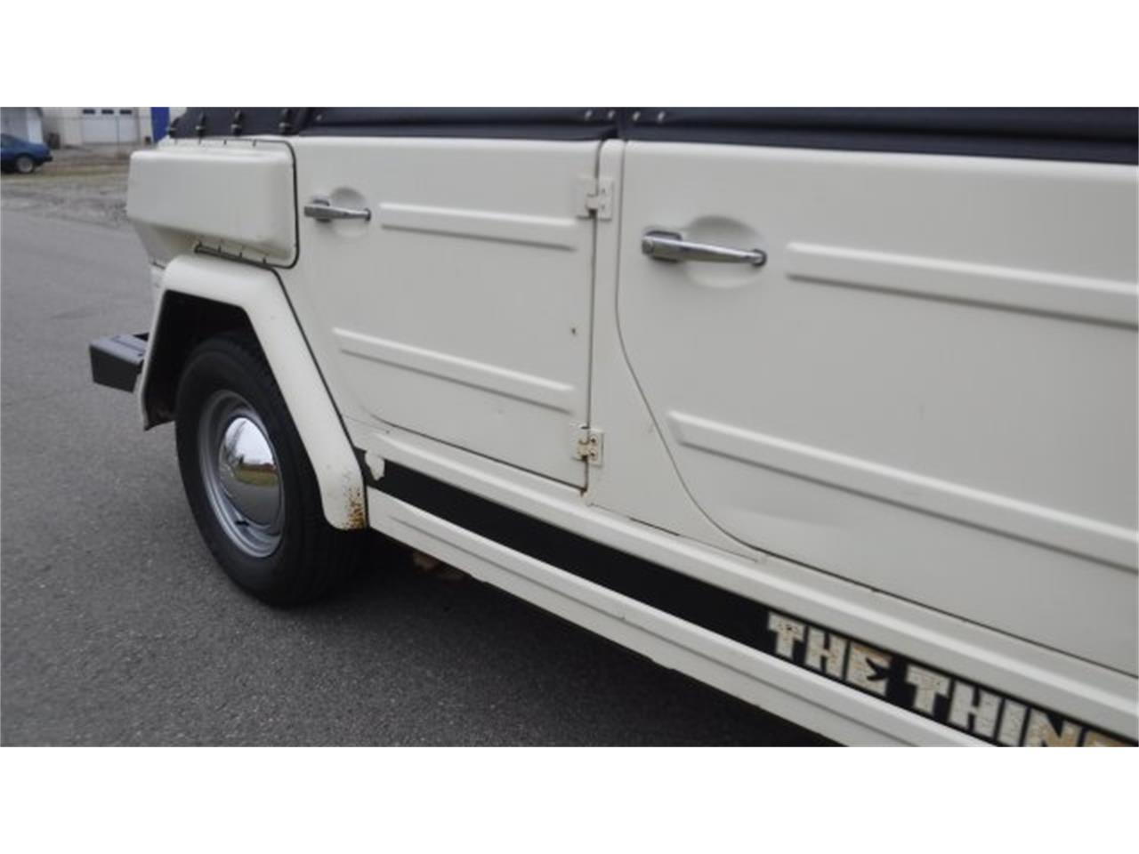 Large Picture of '74 Volkswagen Thing Offered by Ultra Automotive - PJRJ