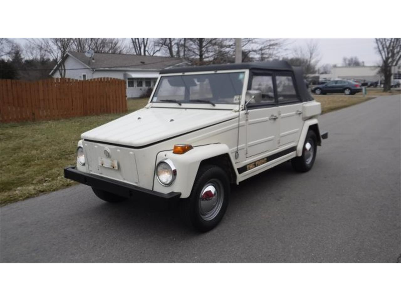 Large Picture of 1974 Thing Offered by Ultra Automotive - PJRJ