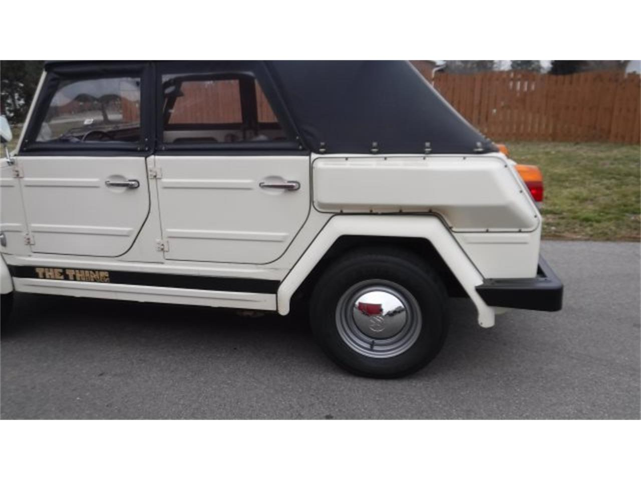 Large Picture of 1974 Volkswagen Thing located in Milford Ohio - $19,950.00 - PJRJ