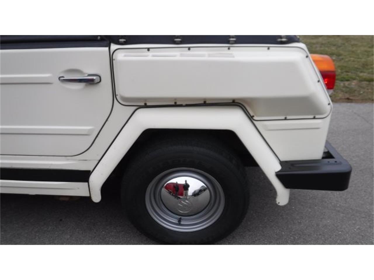 Large Picture of '74 Volkswagen Thing - PJRJ