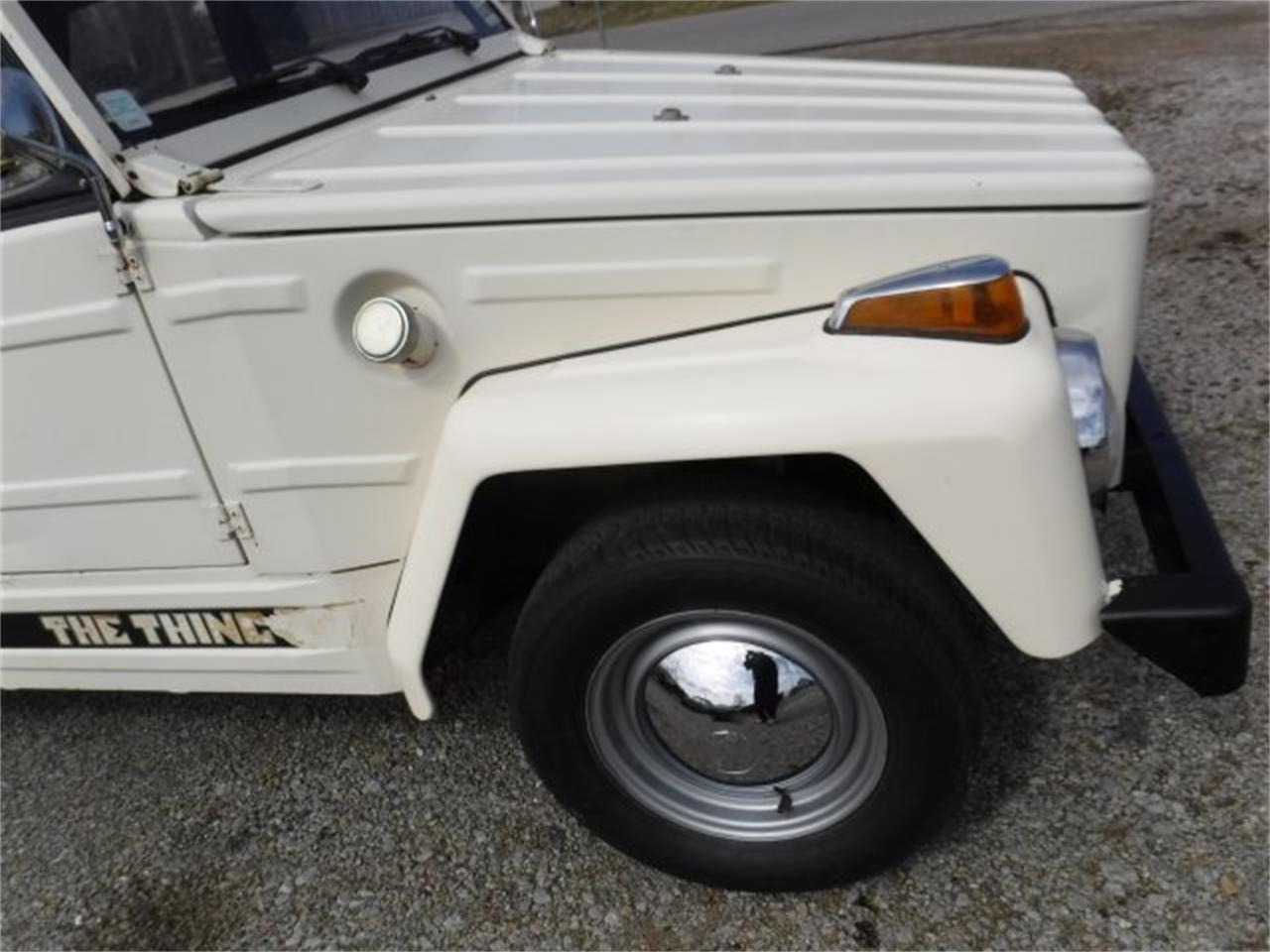 Large Picture of 1974 Volkswagen Thing located in Milford Ohio - PJRJ