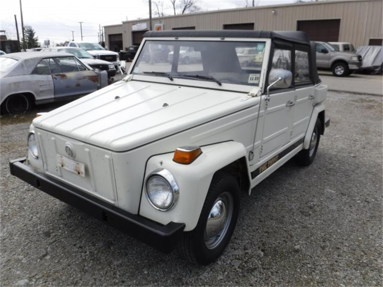 Large Picture of '74 Thing located in Milford Ohio - $19,950.00 Offered by Ultra Automotive - PJRJ