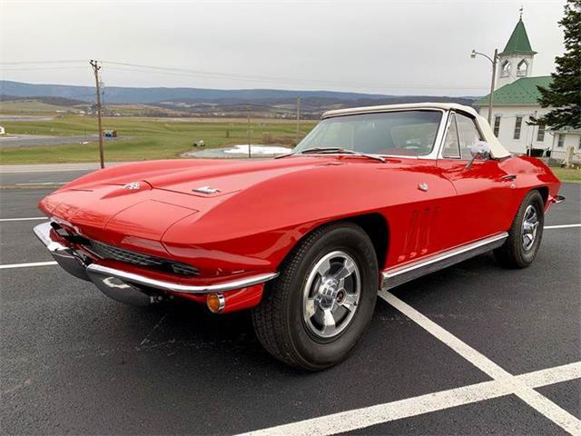 Picture of '66 Corvette - PJRK