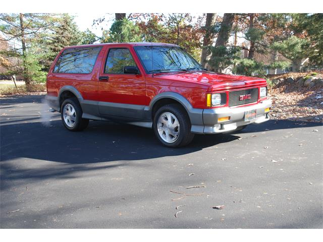 Picture of 1992 GMC Typhoon - PID7