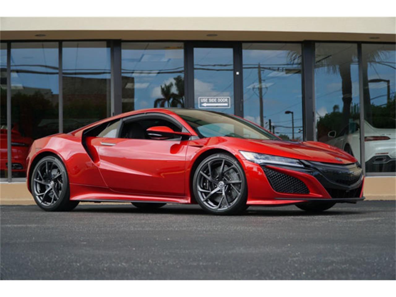 2017 Acura Nsx For Sale >> For Sale 2017 Acura Nsx In Miami Florida
