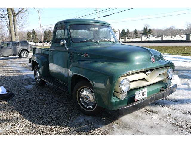 Picture of '55 F100 - PJT7