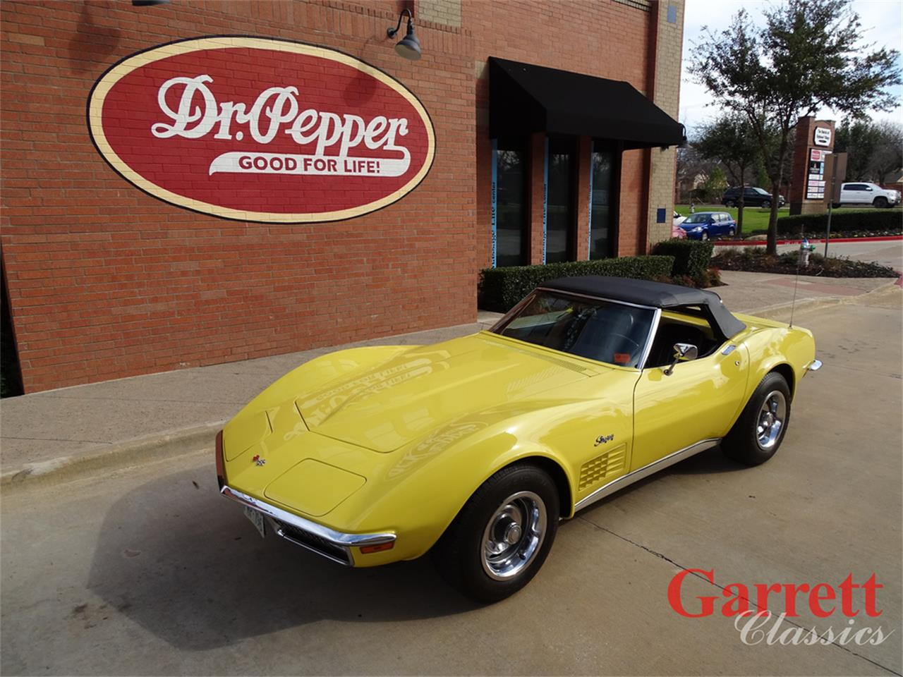 Large Picture of Classic 1970 Chevrolet Corvette located in Lewisville Texas - PJTL