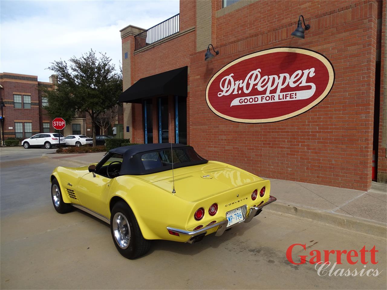 Large Picture of '70 Corvette located in Lewisville Texas - $58,000.00 - PJTL