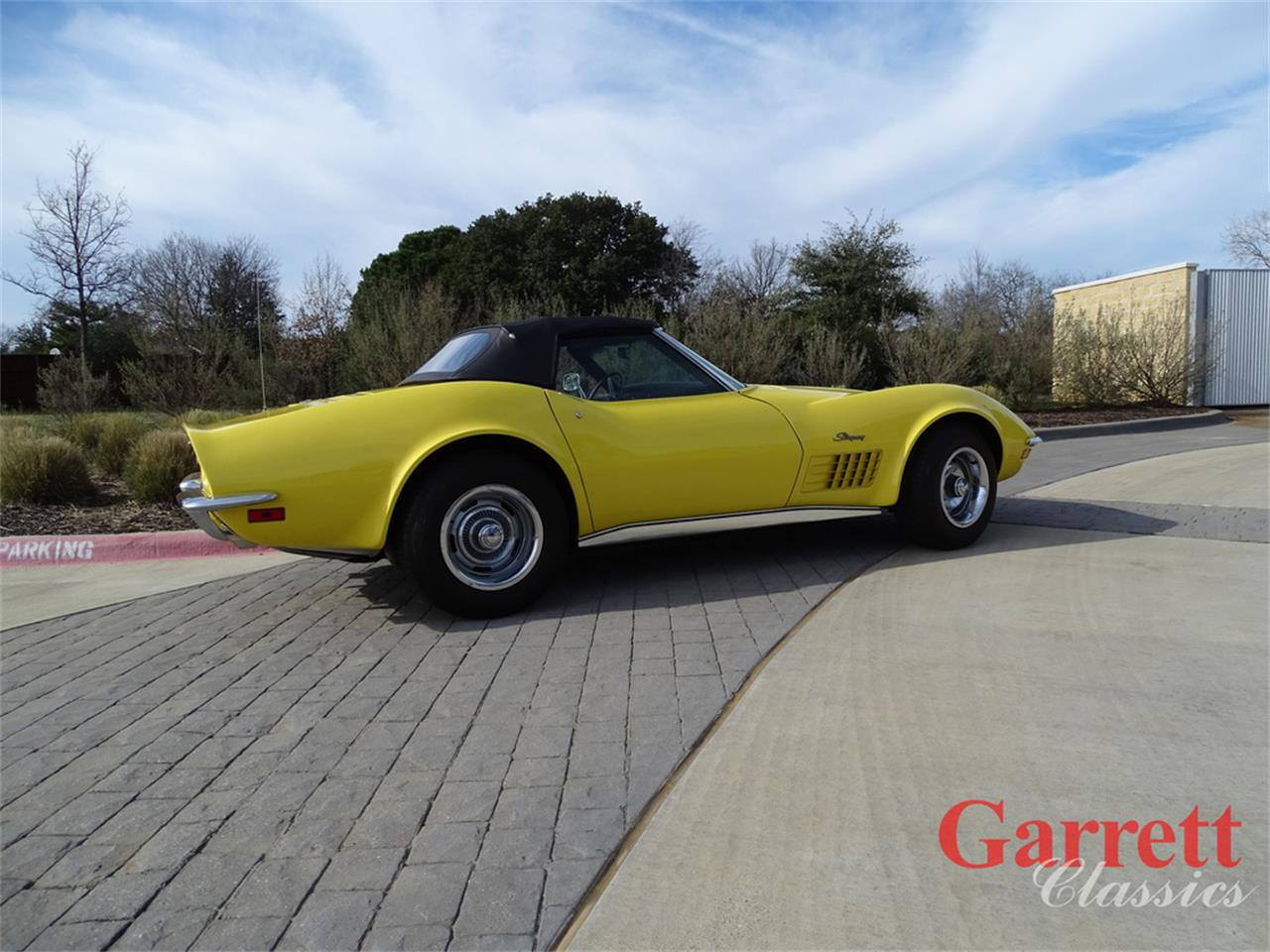 Large Picture of Classic 1970 Chevrolet Corvette located in Texas - $58,000.00 Offered by Garrett Classics - PJTL