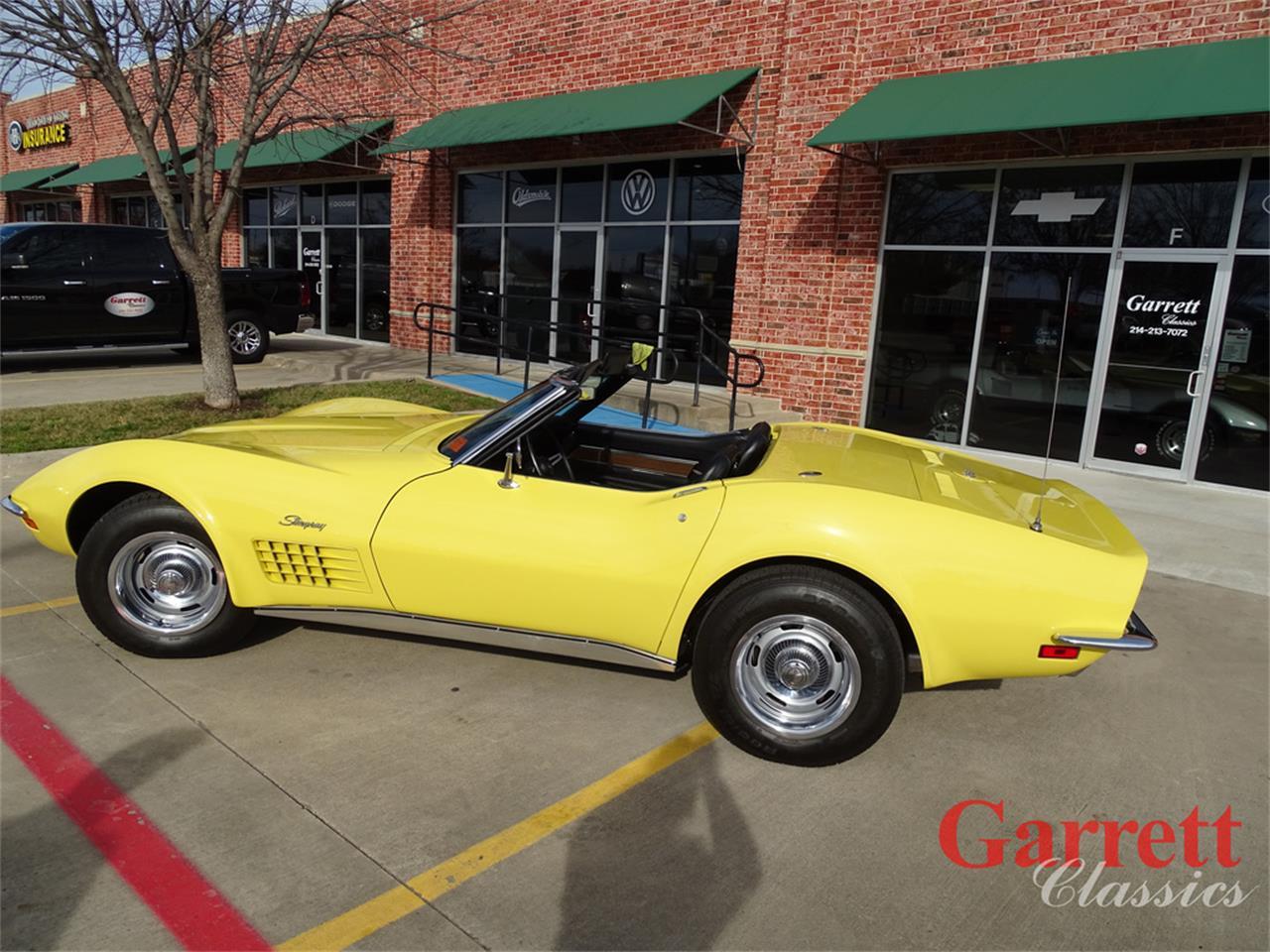 Large Picture of '70 Corvette - PJTL