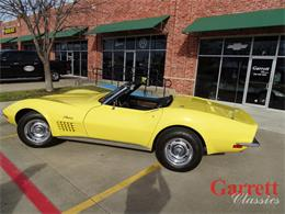 Picture of Classic '70 Corvette - $58,000.00 Offered by Garrett Classics - PJTL