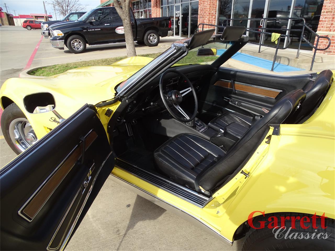 Large Picture of Classic '70 Chevrolet Corvette - $58,000.00 - PJTL