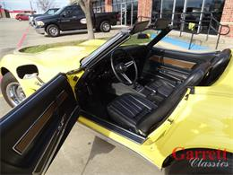 Picture of '70 Chevrolet Corvette located in Lewisville Texas Offered by Garrett Classics - PJTL