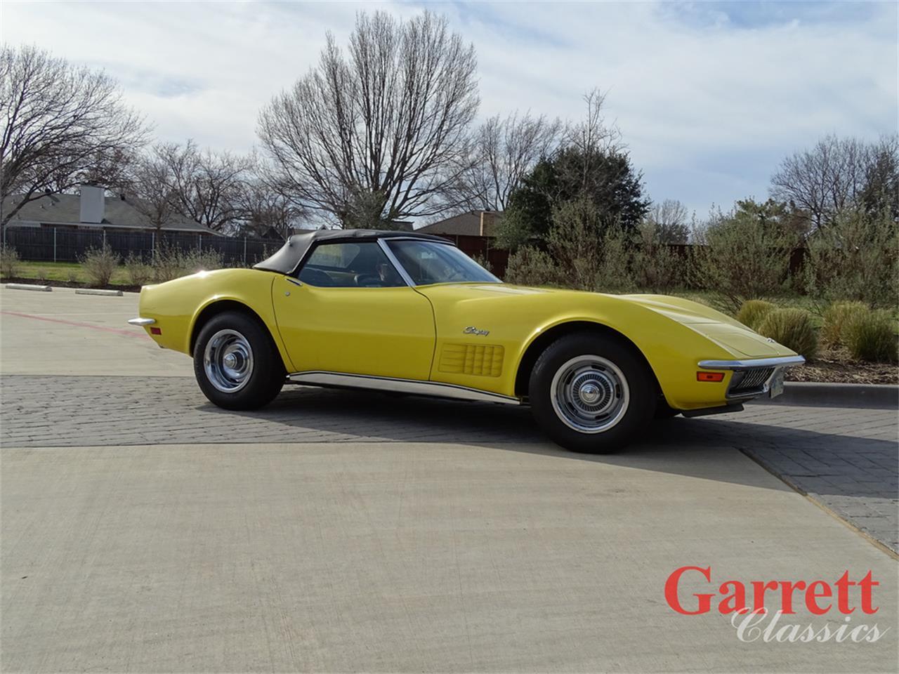 Large Picture of Classic '70 Corvette - $58,000.00 - PJTL