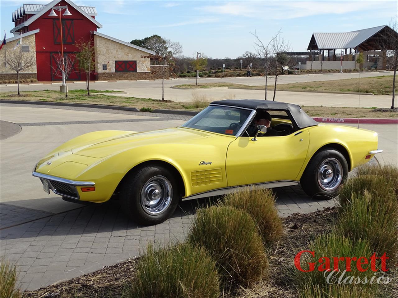 Large Picture of '70 Chevrolet Corvette - $58,000.00 - PJTL