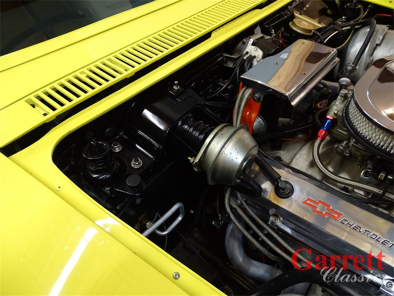 Large Picture of '70 Chevrolet Corvette Offered by Garrett Classics - PJTL