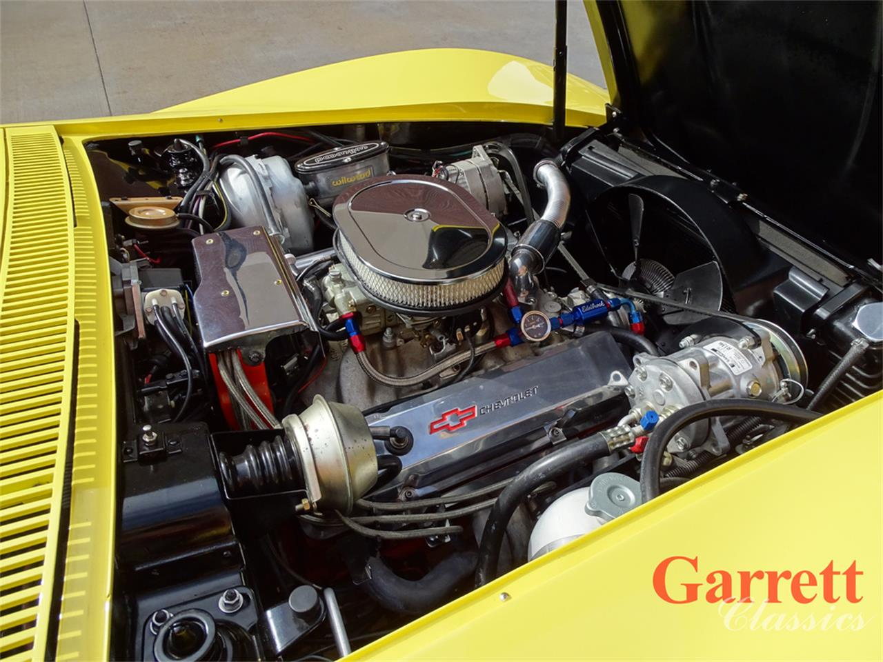 Large Picture of Classic '70 Chevrolet Corvette located in Texas - $58,000.00 Offered by Garrett Classics - PJTL