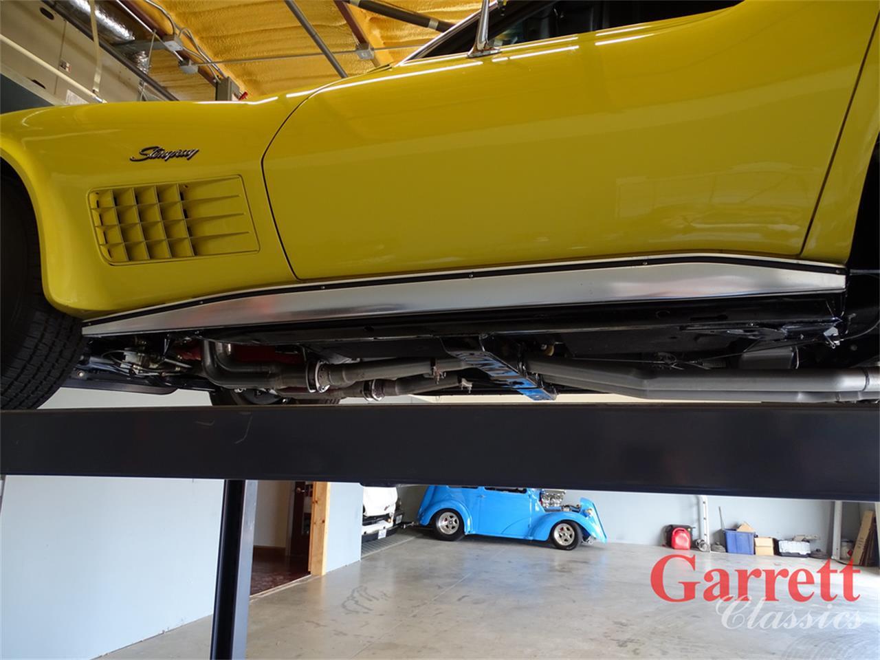 Large Picture of 1970 Chevrolet Corvette Offered by Garrett Classics - PJTL