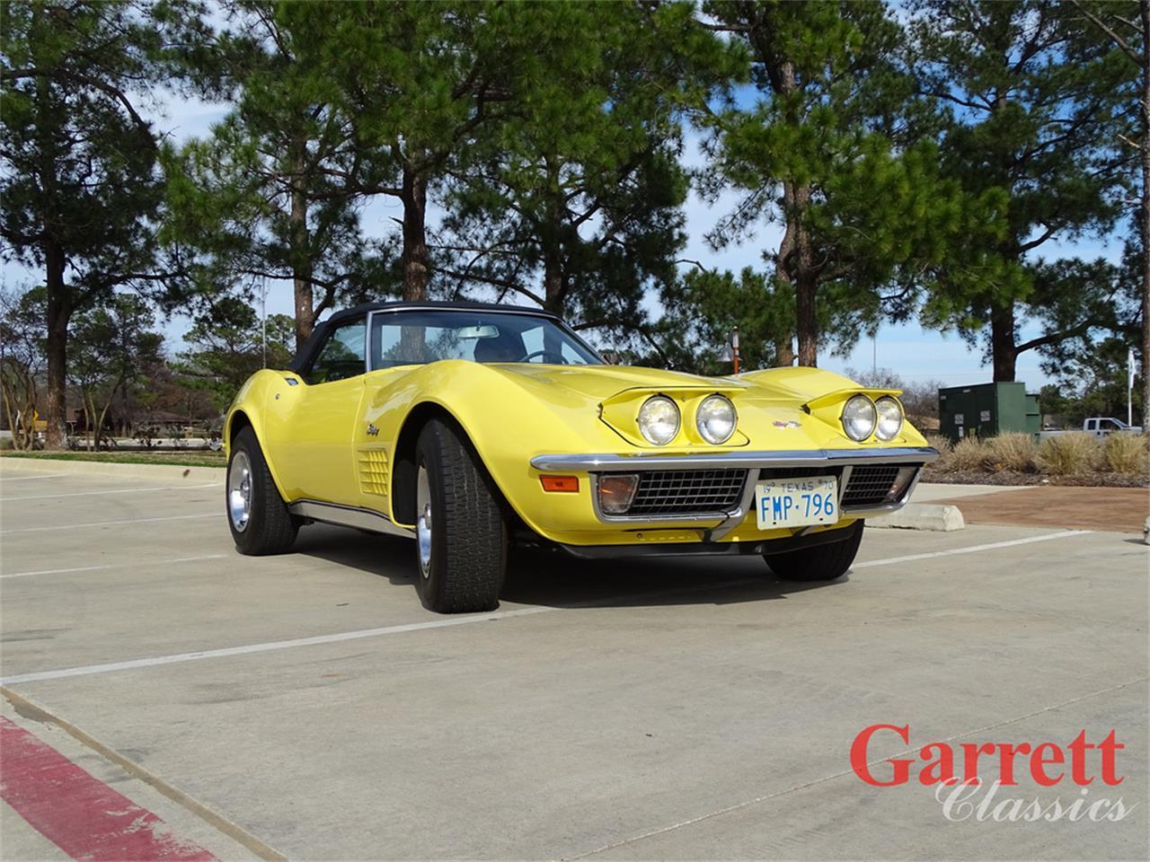 Large Picture of Classic 1970 Chevrolet Corvette - $58,000.00 - PJTL