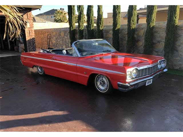 Picture of Classic '64 Chevrolet Impala SS located in El Paso Texas - $38,500.00 Offered by a Private Seller - PIDI