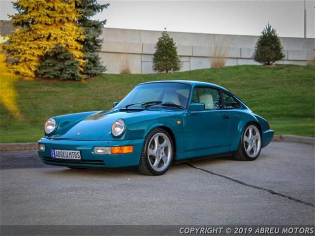 Picture of 1991 911 Carrera 2 located in Carmel Indiana - PJV8