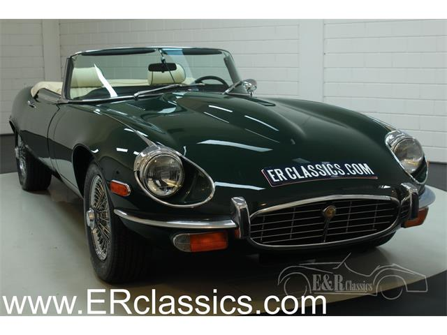 Picture of Classic '72 Jaguar E-Type located in Waalwijk noord Brabant Offered by  - PJVQ
